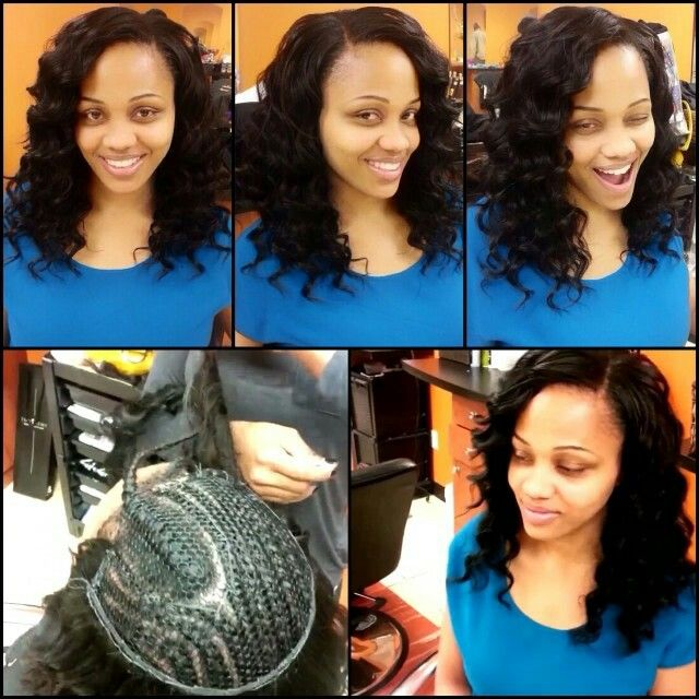 Pleasing 1000 Images About Weave Sew Ins Hairstyles On Pinterest Short Hairstyles Gunalazisus