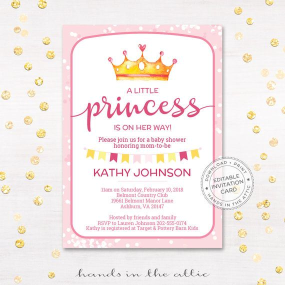 11 best baby shower invitations images on Pinterest Baby shower - download free baby shower invitations