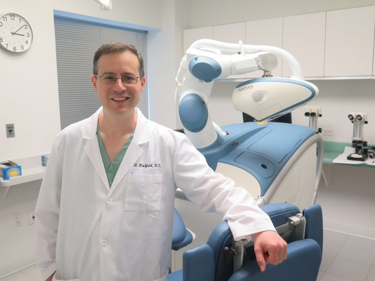 "Dr. Michael B. Wolfed MD FACS is a board certified plastic surgeon and an Assistant Clinical Professor at Icahn School of Medicine at Mount Sinai Hospital. Dr. Wolfeld is nationally published on aesthetic surgery and lectures on new advances in hair restoration and robotic hair transplant surgery. Dr. Wolfeld has been selected as a New York Times ""Super Doctor"" for three consecutive years (2014-2016). Visit the official #BernsteinMedical website to read more about Dr. Wolfeld!"
