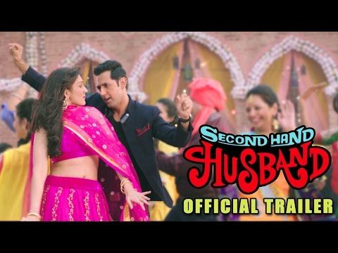 Gippy Grewal nervous of his Bollywood debut Second Hand Husband