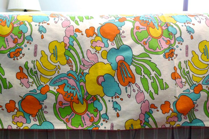 Peter Max Bedspread Vintage Twin Bed Psychedelic Textile Cosmic Flower Power Fabric Hippie Fabric 1960's 1970s Pop Art Artist Surreal by plattermatter2 on Etsy https://www.etsy.com/listing/81576135/peter-max-bedspread-vintage-twin-bed