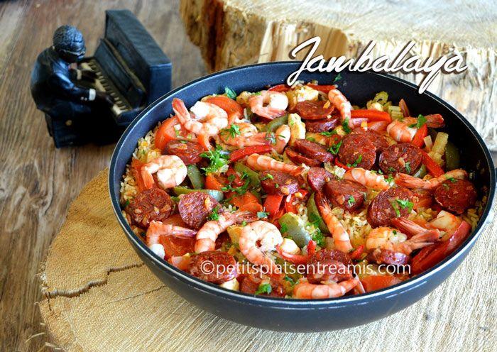 Qu'on l'appelle Jumbalaya ou Jambalaya, pour cuisiner ce plat traditionnel de la cuisine cajun, il vous faut soit un pianiste de jazz, soit des musiciens cajuns avec leurs violons et ac…