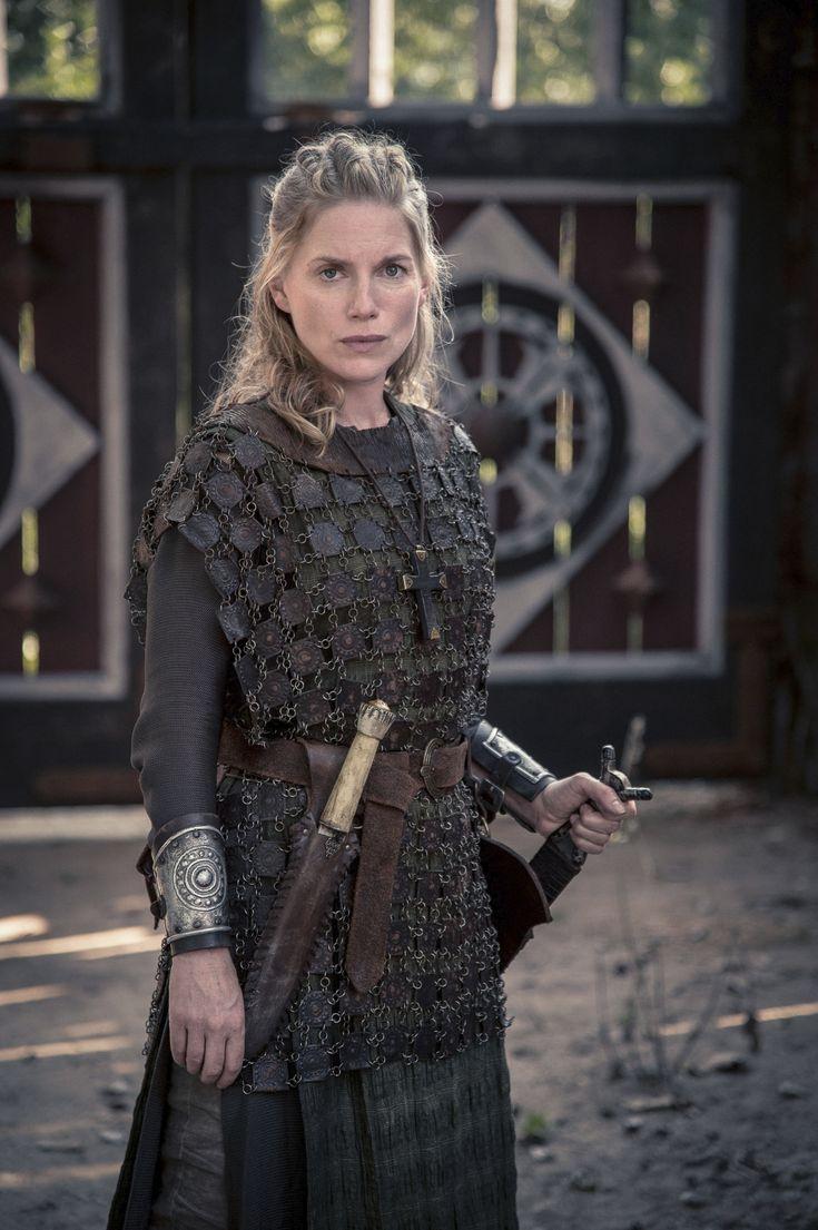 My cosplay, waiting to happen! Hild, warrior nun!