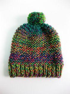 Patrones para tejer gorros Lana Niños con Katia Cap Junior, Montblanc... por @El hogar de las lanas