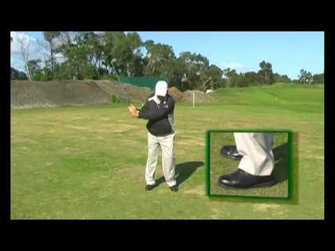 Golf - Seniors Lesson The Heel Action in Senior Golf, with John Davis
