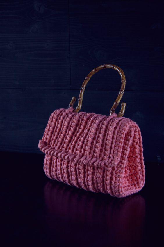 Kostenlose Anleitung Tasche Initiative Handarbeit Häkeln