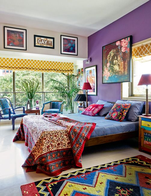 Krsna Mehta's home - Vogue India Oct 2016