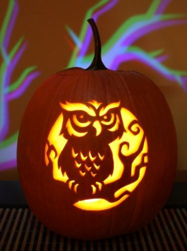 Pumpkin Carving Patterns and Stencils - Zombie Pumpkins!
