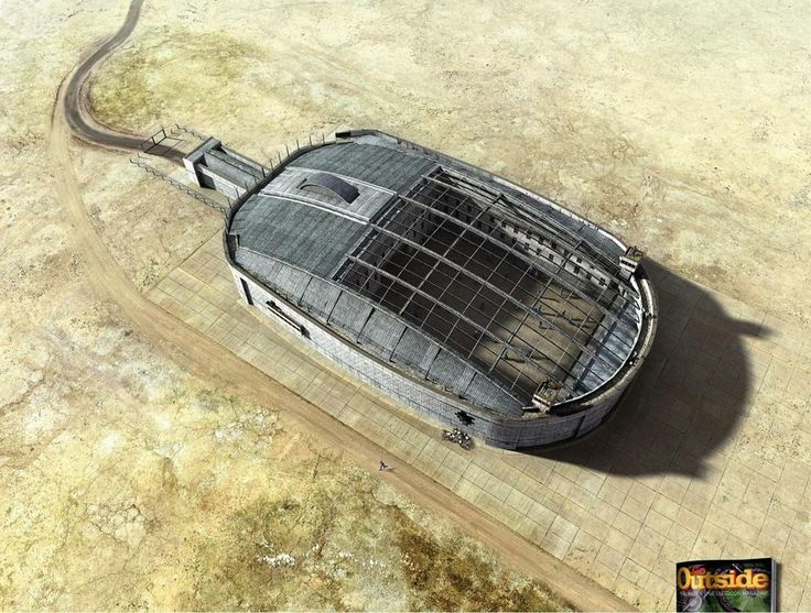 Go Outside Magazine : Prison