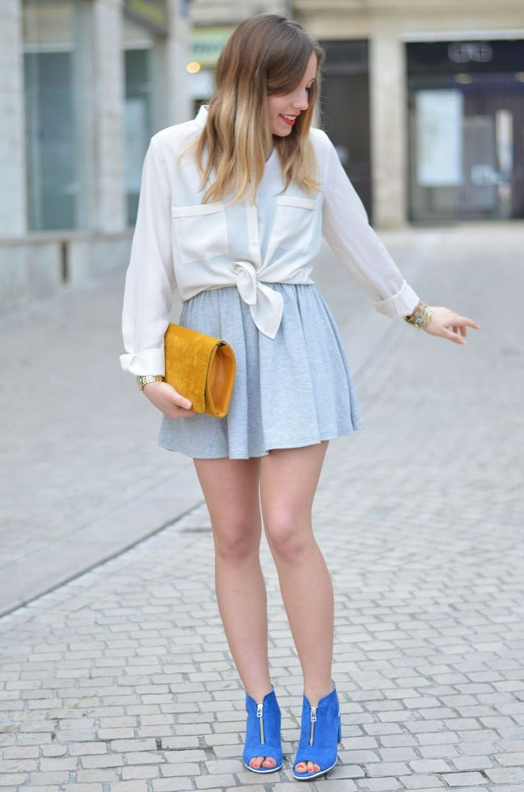Spring outfit #ootd #fashion #fashionblogger