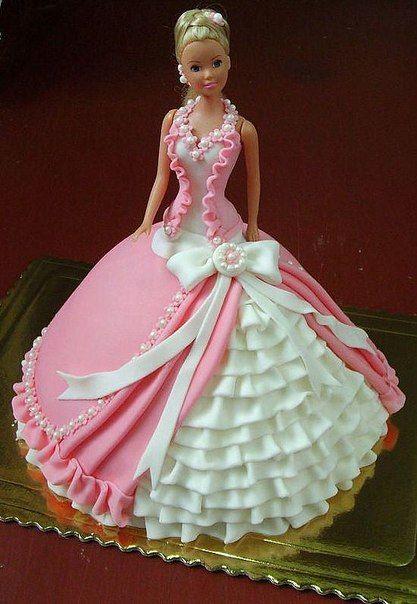 ТОРТЫ С КУКЛАМИ / Doll Cake