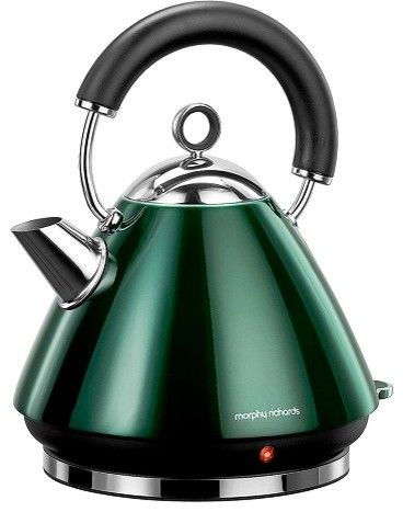 morphy richards coffee maker instructions