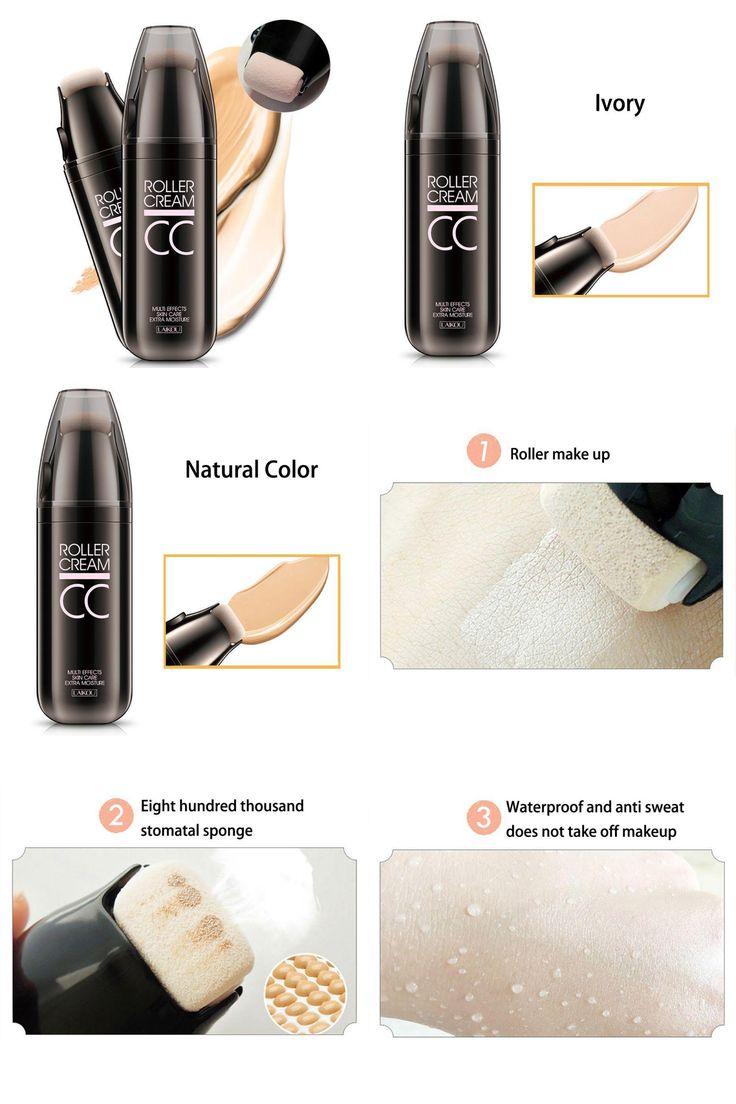 [Visit to Buy] 2016 CC Cream Perfect Cover Cremes BB Whitening CC Cream Concealer Isolation Makeup Moisturizing Sun Block Maquiagem  xgrj #Advertisement