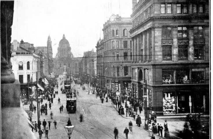 Belfast in the 1890s