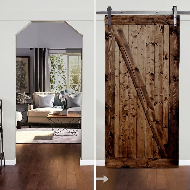 Sliding Barn Door Bathroom Privacy: 84 Best How You How-To Images On Pinterest