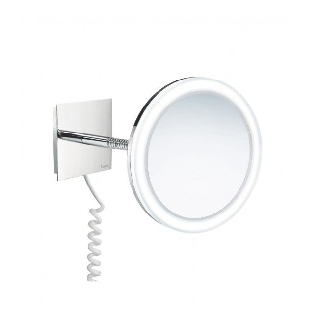Fancy Smedbo Outline Kosmetikspiegel aus Acryl mit LED Beleuchtung FK