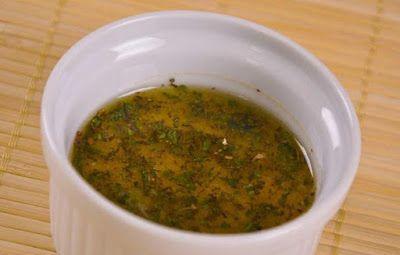 Самые лучшие кулинарные шедевры: Необычный соус Винегрет