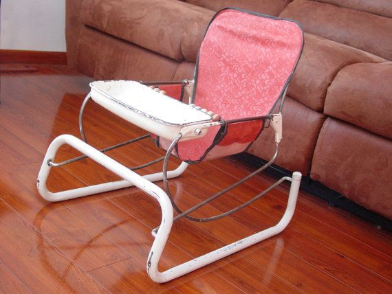 Vintage Baby Bouncer Baby Chair Baby Seat Child Jumper