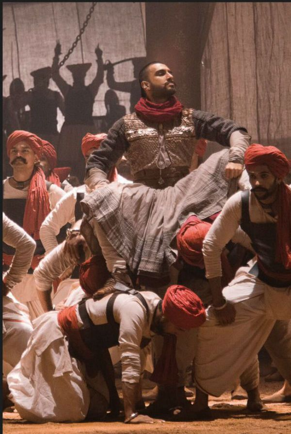 Check out this first look of the royal and magnificent Bajirao Ranveer Singh from Bajirao Mastani's song Malhari!