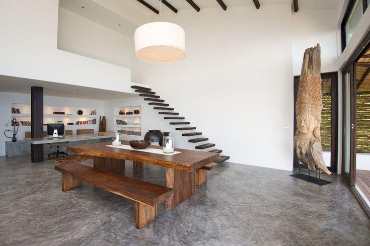 Thai getaway Casas del Sol, in Koh Tao, brings a customized contemporary twist to the luxury beach bungalow, embracing progressive designs by Australian Interio