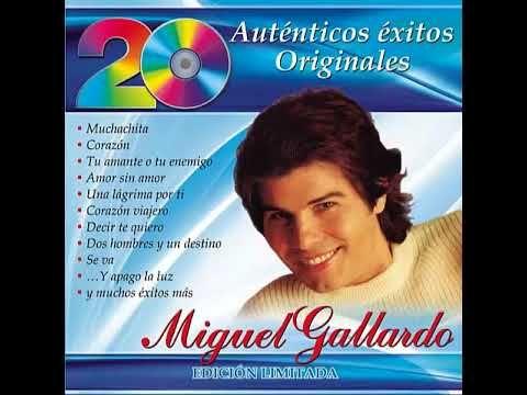 MIGUEL GALLARDO EXITOS INOLVIDABLES (DJ FRANKLINFOX)