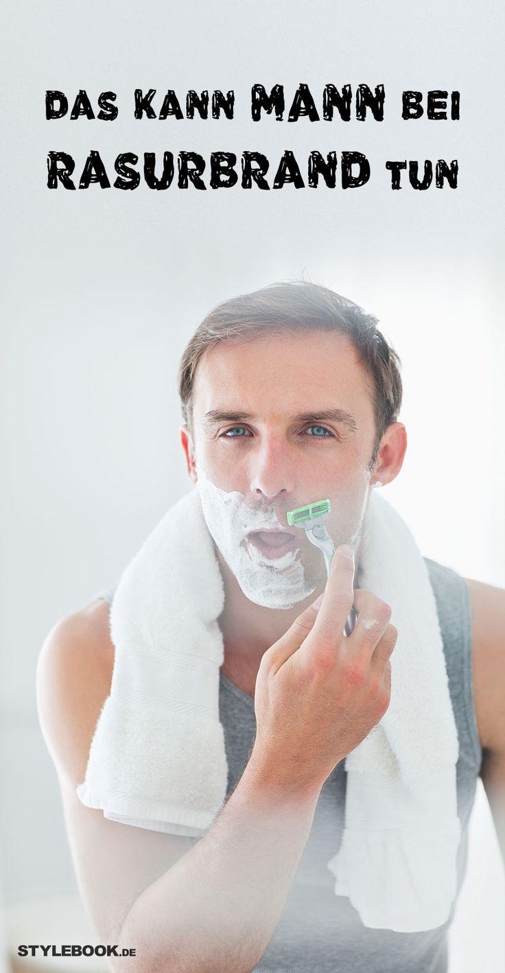 Bei einigen Männern sieht die Haut nach der Rasur aus, als hätten sie gerade einen Ausschlag bekommen. Dabei ist es nerviger Rasurbrand, weil die Haut ihren natürlichen Schutzfilm verloren hat. Doch der richtige Balsam hilft schnell.