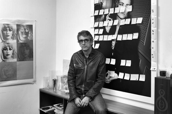 Gabriele Romagnoli - direttore di GQ (ph Giuseppe Di Piazza)