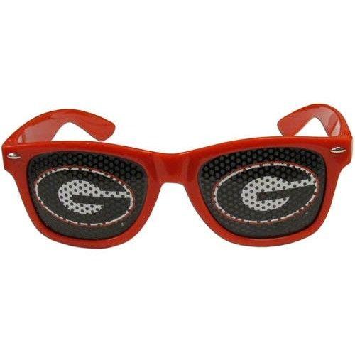 Georgia Bulldogs Game Day Retro Sunglasses