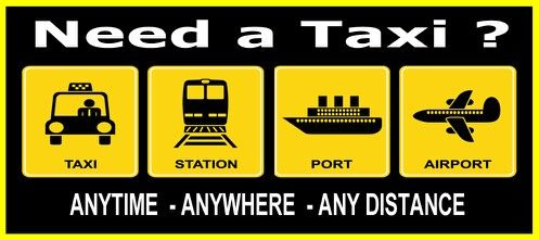 Need a taxi