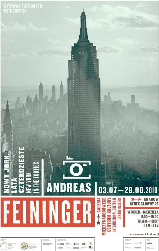 Andreas Feininger. Nowy Jork, lata czterdzieste (03.07.2010 - 29.08.2010)