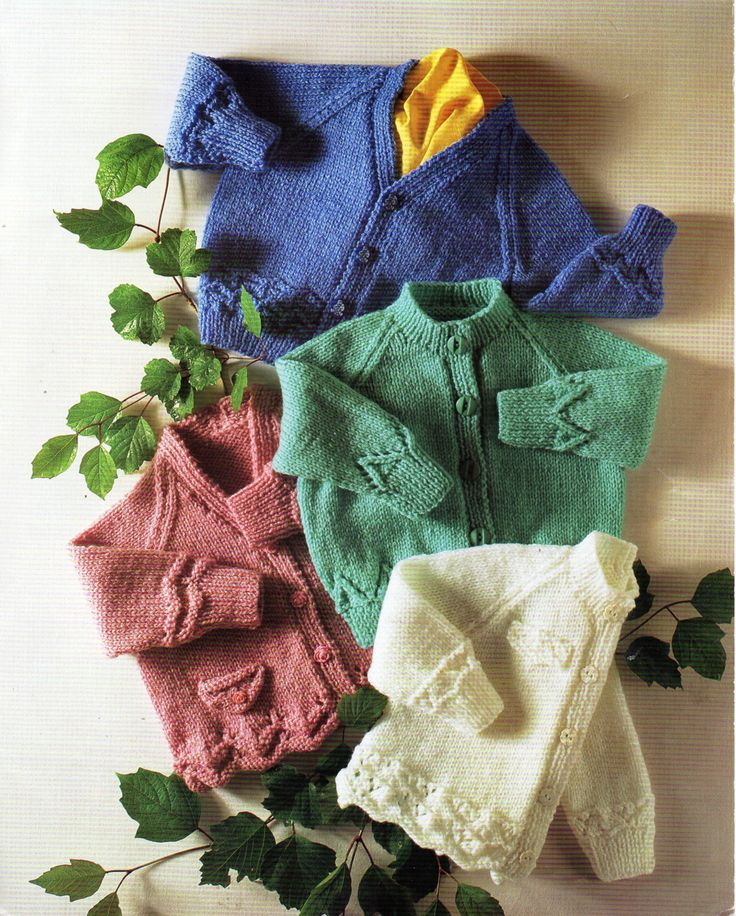 baby cardigans knitting pattern baby knitting pattern pdf