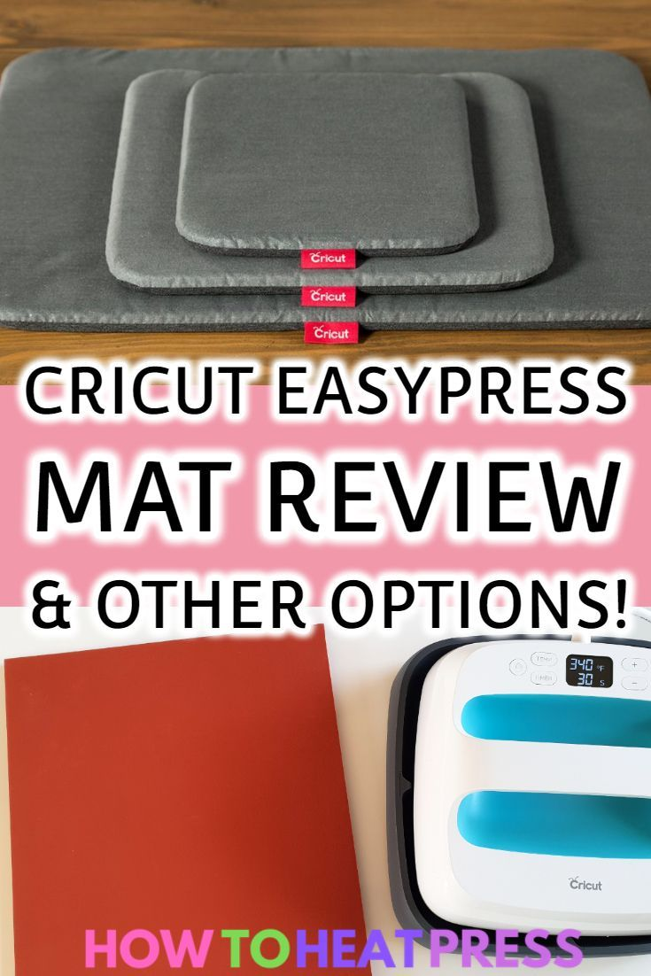 The Cricut Easypress Mat Best Alternatives Cricut Heat Transfer Vinyl Cricut Projects Vinyl Heat Transfer Vinyl Tutorial Cricut