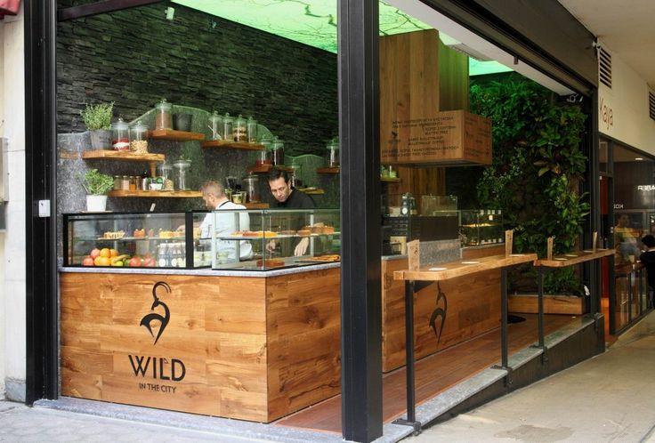 Wild in the city - Υπάρχει ένα μαγαζί στο Σύνταγμα που μπορείτε να τρώτε άφοβα γλυκά, πεϊνιρλί και κρέπες