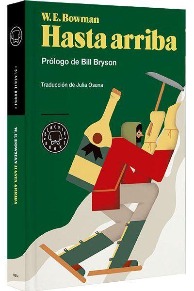 Hasta arriba es un clásico del humor británico y libro de culto para varias generaciones de alpinistas, además de un referente indiscutible de la literatura de aventuras del siglo XX.