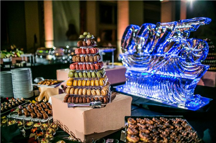 #RoyalCatering set up at the Museum of Fine Arts. http://www.corinthia.com/hotels/budapest/events/royal-catering/