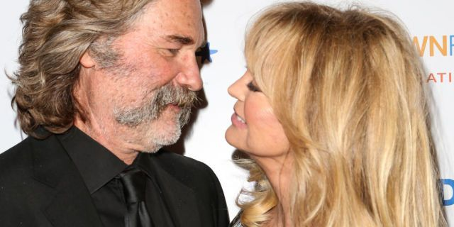 Goldie Hawn Shares The Real Reason She Never Married Kurt Russell  - Goldie Hawn and Kurt Russell are one of Hollywood's most enduring couples and now, Goldie is finally letting us in on the secret to her happy 32-year-romance. -TownandCountryMag.com