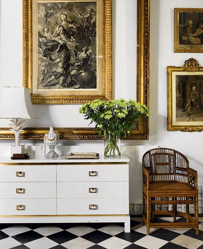 Лоренсо Кастильо (Lorenzo Castillo): испанский декоратор и антиквар • Имя • Дизайн • Интерьер+Дизайн