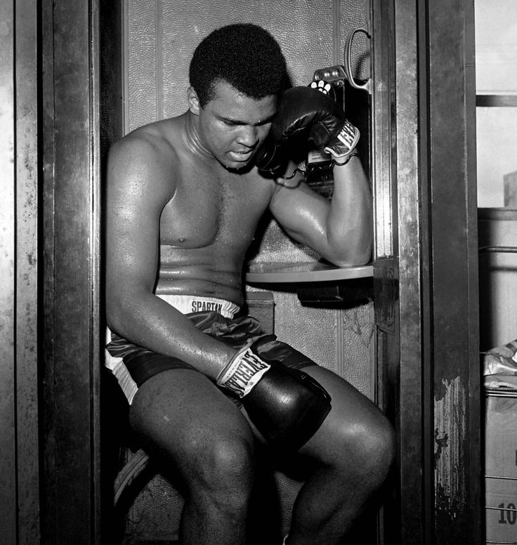 Muhammad Ali Uploaded By www.1stand2ndtimearound.etsy.com