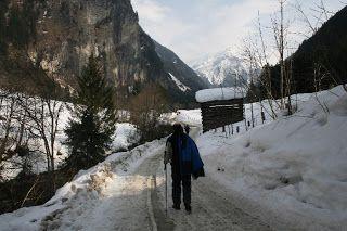 MayaQuilt: vakantie  Oostenrijk 2012
