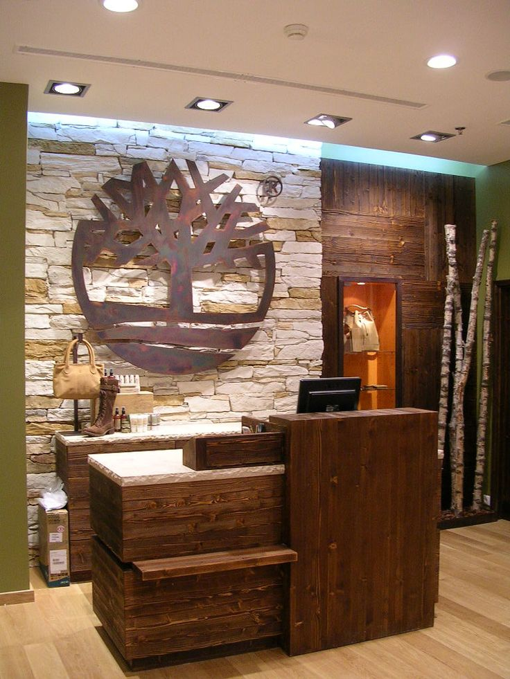 Timberland Store Viseu (Portugal) by CREA
