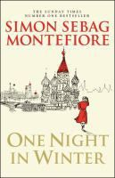 The latest novel author and historian, Simon Sebag Montefiore. Set is Moscow just after WWII and based on a true story, it sees a number of children of Soviet ministers accused of plotting against Stalin's communist regime. Both a thriller and a love story, this riveting read is packed with historical detail.
