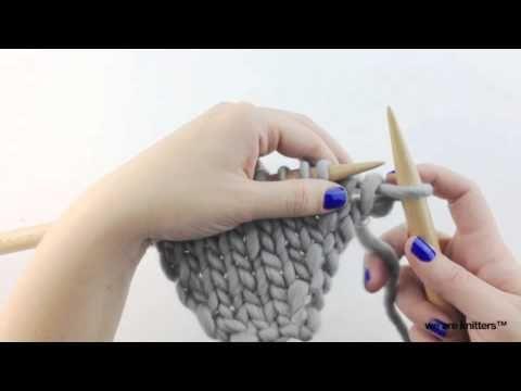 Apprendre à tricoter facile : augmenter les mailles (1, 2, 3 techniques)
