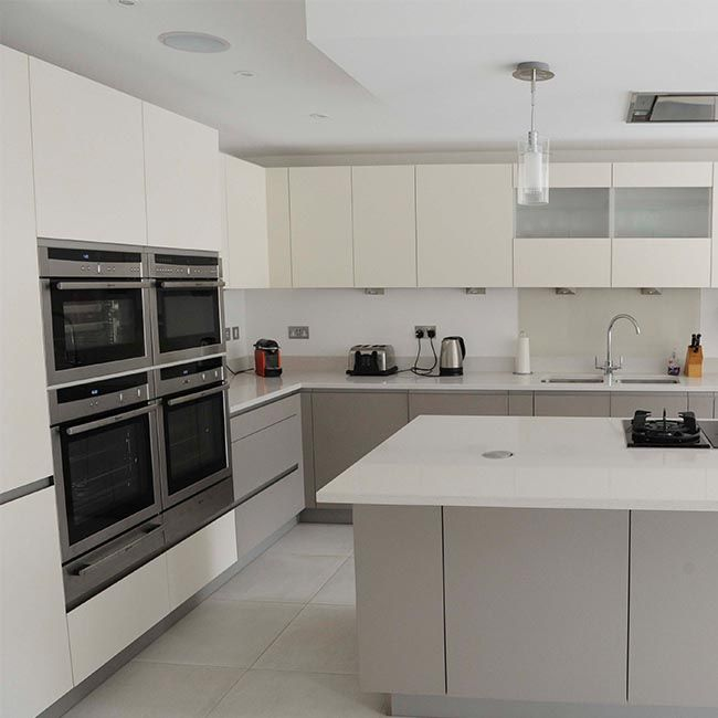 Prima Housing Supply Custom Made Wooden Kitchen Cabinet