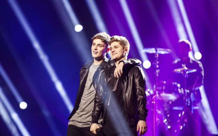 Verenigd Koninkrijk: Joe & Jake – You're Not Alone | ESF 2016