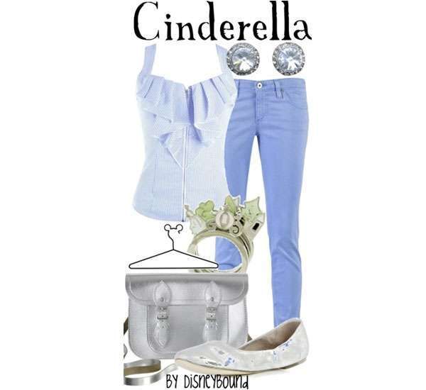 Real World Movie Wardrobes  Disney Bound Archives Ensembles Resembling Cartoon Characters #disney #fashion
