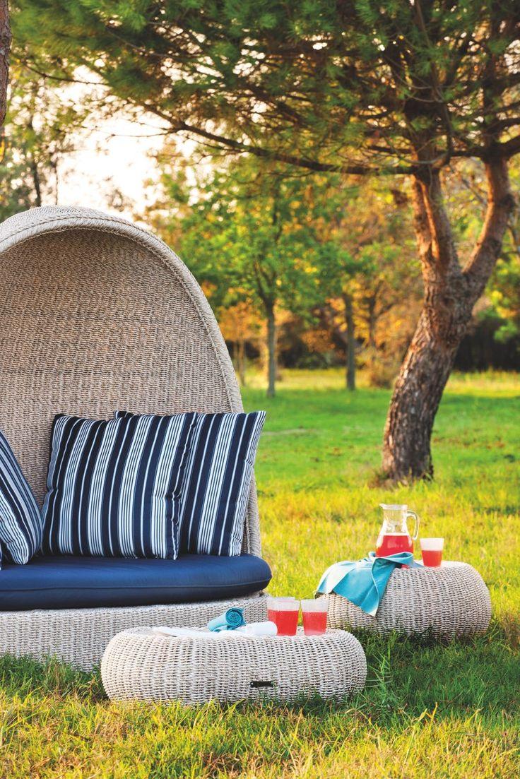 Pasha Sofa | ATMOSPHERA | Design e arredamento per esterni
