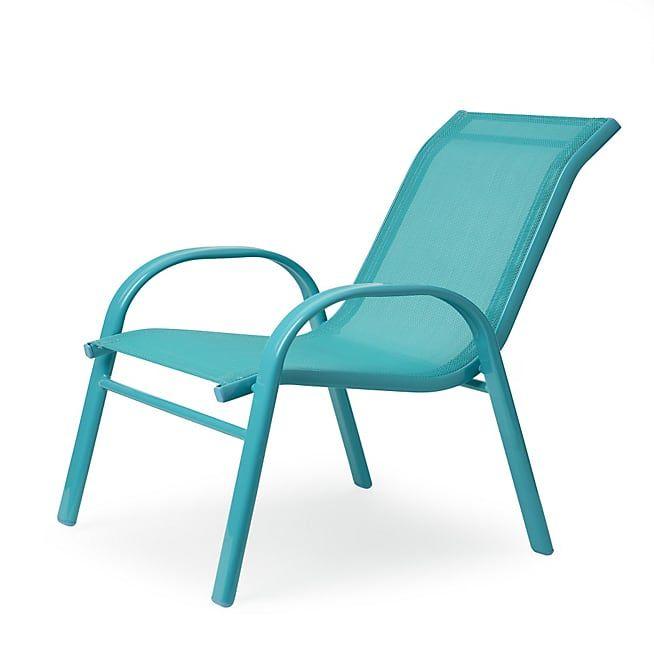 Cotia Fauteuil D Exterieur Bleu Pour Enfant Table Et Chaises De