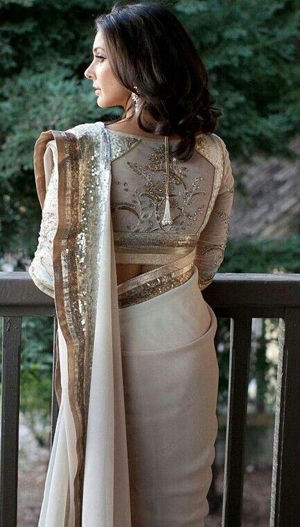 Nice saree...