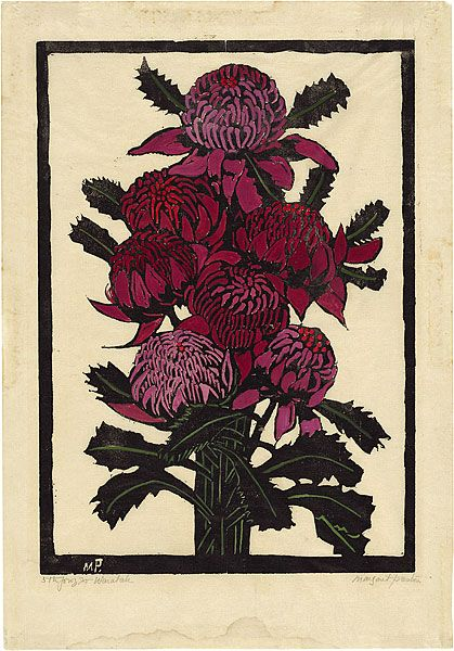 Margaret PRESTON, Waratahs.