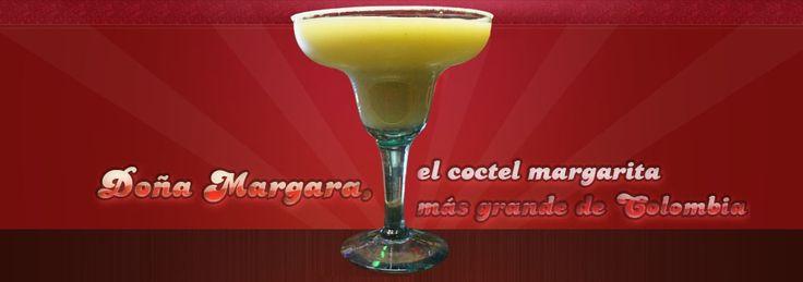 El coctel margarita más grande de Colombia